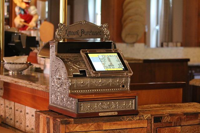 Ipad Pos Cash Machines Restaurant Waiter Ipad
