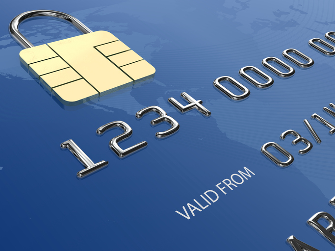 Credit card bank payment security